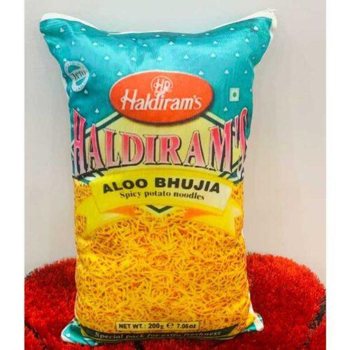 Fiber Filled New Reversible Haldiram Pillow