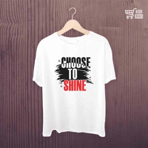 KDB T shirt Choose To Shine 1.jpg