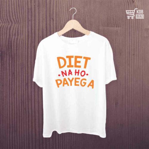 KDB T shirt Diet Naho Payega 1.jpg