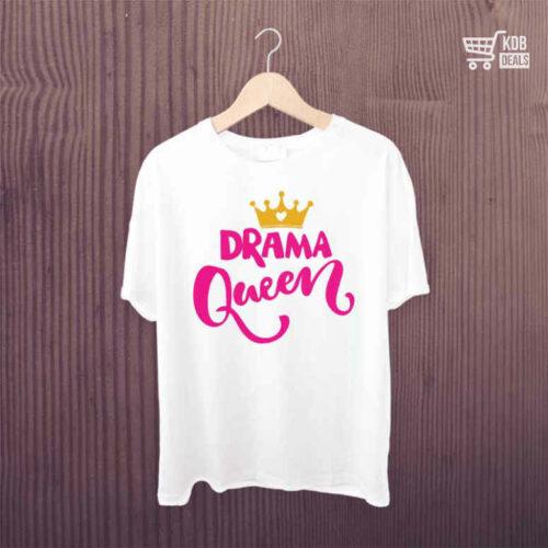 KDB T shirt Drama Queen 1.jpg