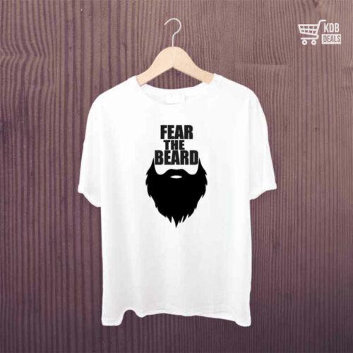 KDB T shirt Fear The Beard 1.jpg