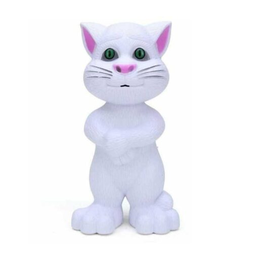 Talking Tom Cat Multi Functional Toy with Music and Light for Kids Best Gift for Kids