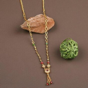 Alloy Gold Plated Mangalsutras