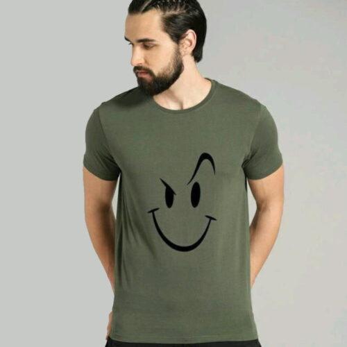 Comfy Fabulous Men Cotton T Shirts 2