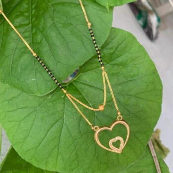 Diva Chic Gold Plated Mangalsutras for Women