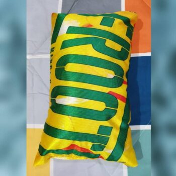 Frooti Pillow with Original Fiber Filling, Frooti Cushion Best for Kids (Pack of 2)