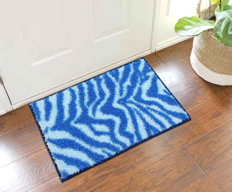 Glorious Super Soft Anti Slip Microfiber Bathmat10