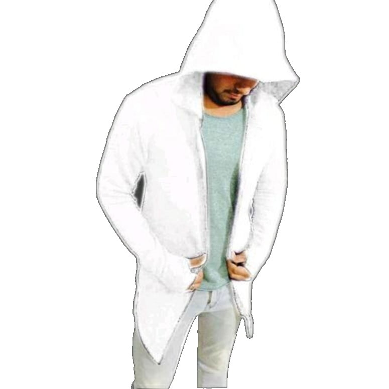 Men Pure Cotton Awesome Hooded T shirt 3