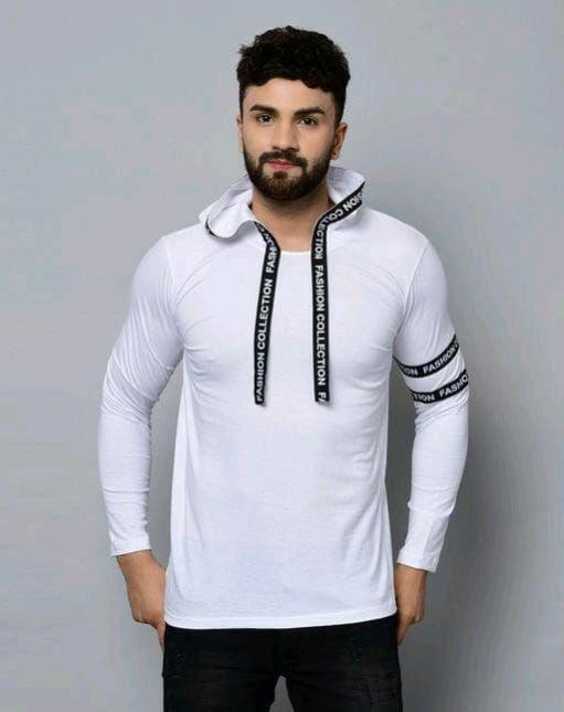 New Classic Men Tshirts White