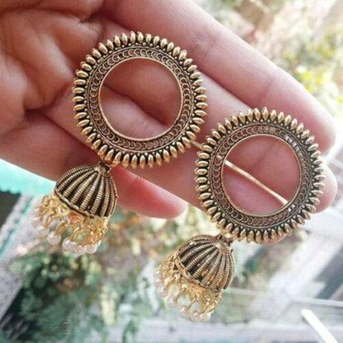 New Oxidized Womens Earrings 2