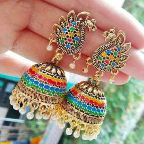 New Oxidized Womens Earrings 5