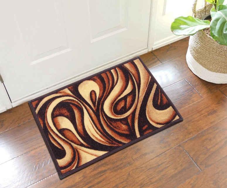 Shower Bathmats Multi Utility Water Absorber Doormats 7 Vibrant Designs