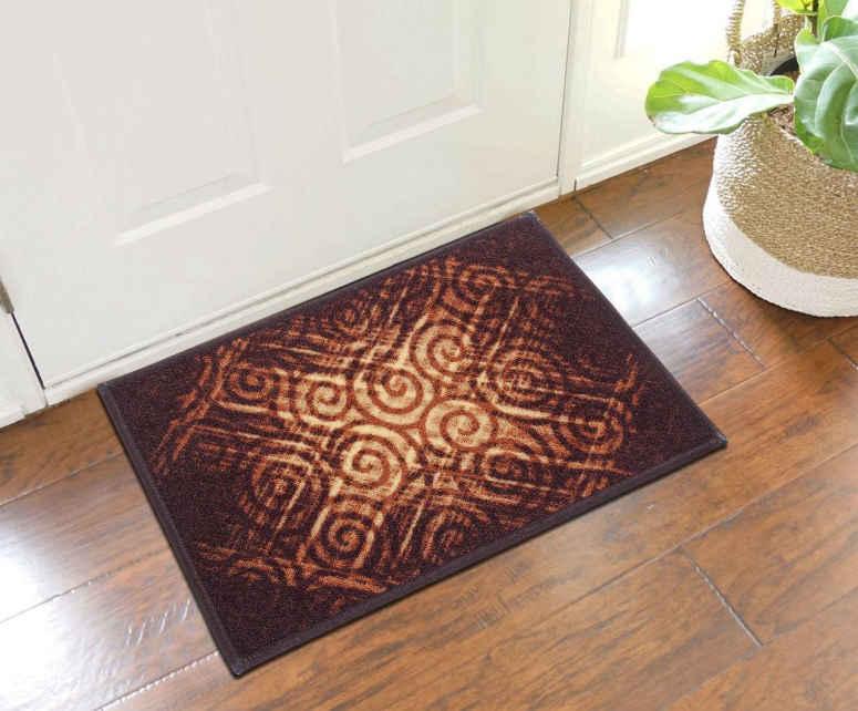 Shower Bathmats Multi Utility Water Absorber Doormats 7 Vibrant Designs6