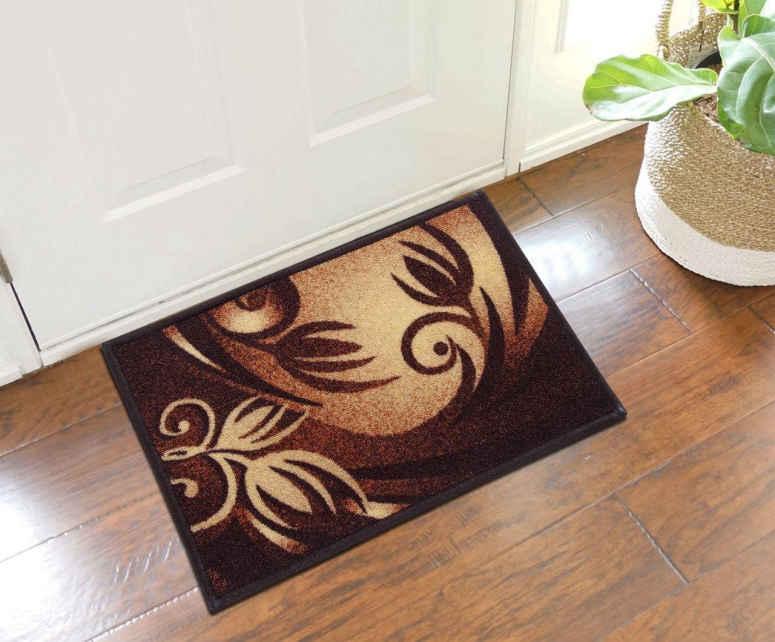 Shower Bathmats Multi Utility Water Absorber Doormats 7 Vibrant Designs7