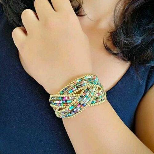 Stylish Charm Alloy Bracelets