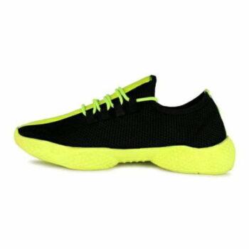 Men Sports Shoes (Yellow, Black)