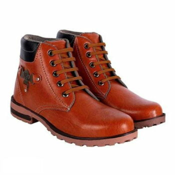 Men's Stylish Synthetic Leather Boots