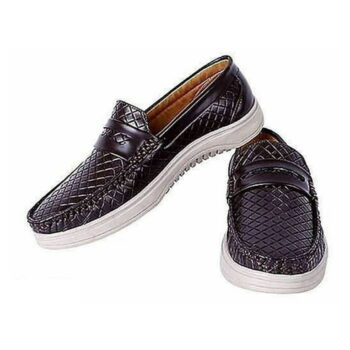StyleRoad Brown Casual Loafers For Men