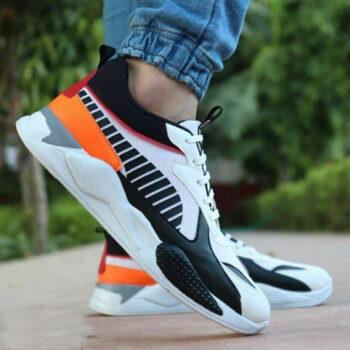 StyleRoad Trendy Breathable Sports Sneakers For Men