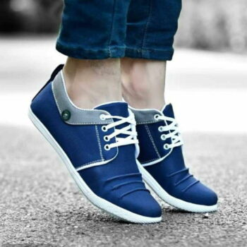 Stylish Blue Casual Shoes For Boys and Men