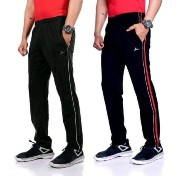 Trackpants for Men (Pack of 2) - D001