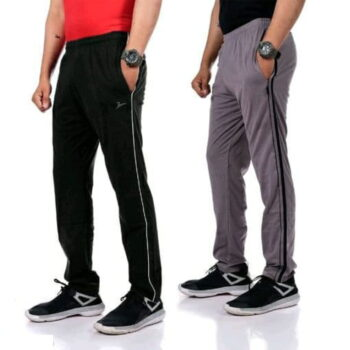 Trackpants for Men (Pack of 2) - D004