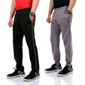 Trackpants for Men (Pack of 2) - D008