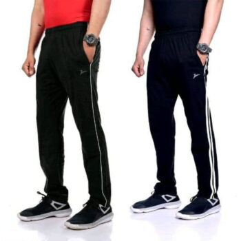 Trackpants for Men (Pack of 2) - D009