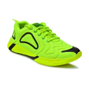 Trendy Sports Shoes For Men (Green)