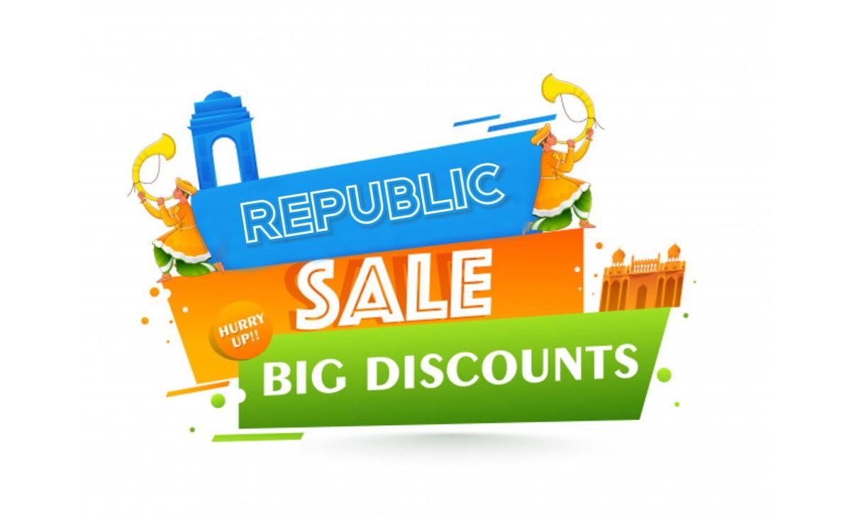 Republic Day Sale 2021