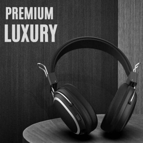Fire Boltt Blast 1100 On Ear Bluetooth Luxury Headphones Crisp Sound Deep Bass with 16H Playtime 3