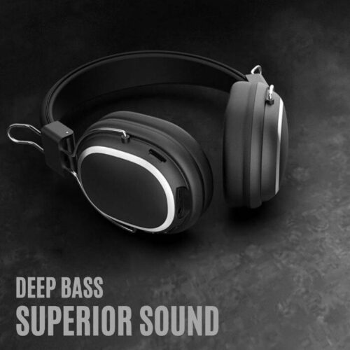 Fire Boltt Blast 1100 On Ear Bluetooth Luxury Headphones Crisp Sound Deep Bass with 16H Playtime 6