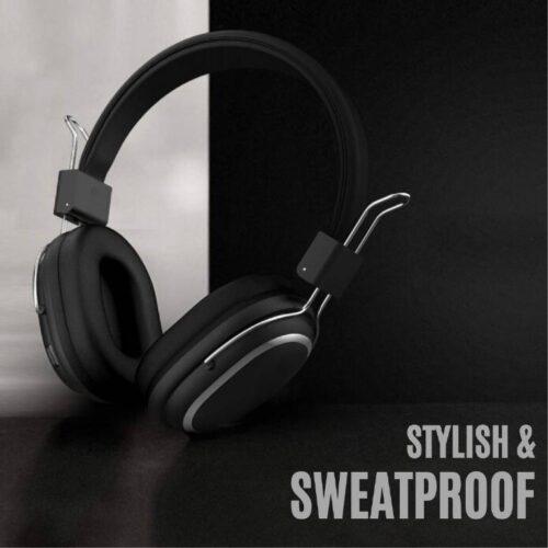 Fire Boltt Blast 1100 On Ear Bluetooth Luxury Headphones Crisp Sound Deep Bass with 16H Playtime 7