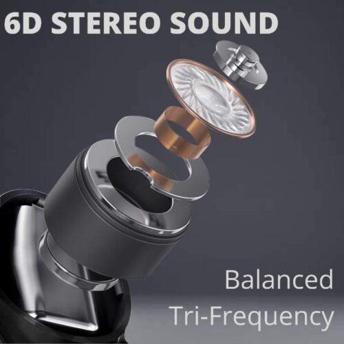 Fire Boltt Buds 1100 True Wireless Earbuds BT5 7