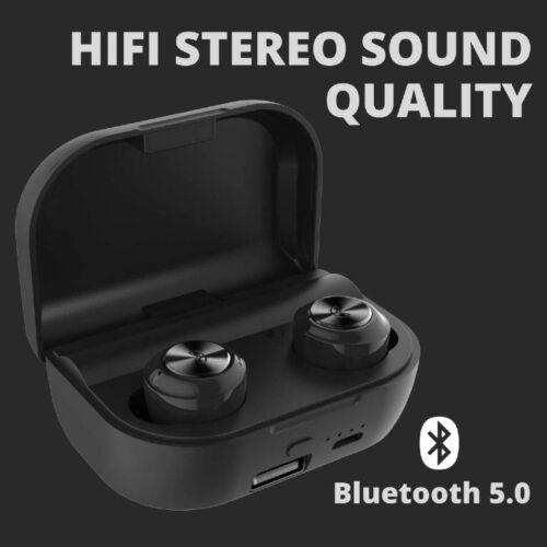 Fire Boltt Buds BE1000 True Wirless Earbuds72 Hours Playtime2200 MAH Battery BT5 3