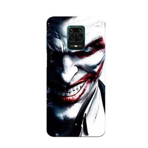 Redmi Note 9 Pro Back Cover Bad Man