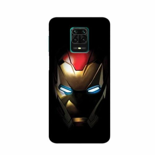 Redmi Note 9 Pro Back Cover Iron Man