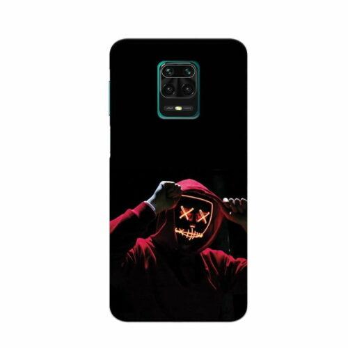 Redmi Note 9 Pro Back Cover Pubg Bad Man