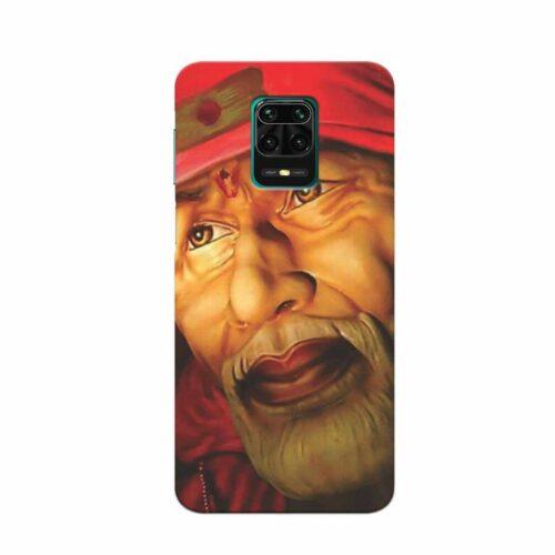 Redmi Note 9 Pro Back Cover Sai