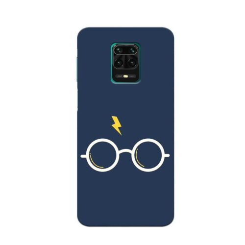 Redmi Note 9 Pro Back Cover Spects
