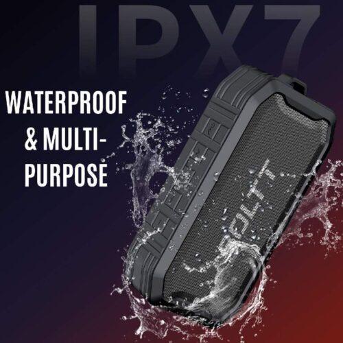 Boltt Fire Boltt Xplode 1500 Portable Bluetooth Outdoor Speaker IPX7 Waterproof Weatherproof with Enhanced Bass Black 10