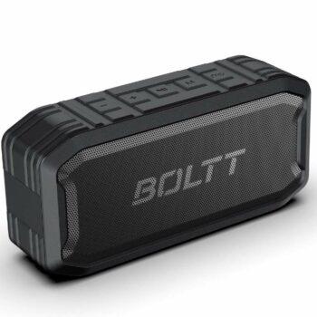 Boltt Fire-Boltt Xplode 1500 Portable Bluetooth Outdoor Speaker, IPX7 Waterproof & Weatherproof with Enhanced Bass (Black)