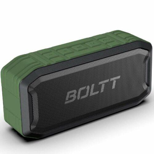 Boltt Fire Boltt Xplode 1500 Portable Bluetooth Outdoor Speaker IPX7 Waterproof Weatherproof with Enhanced Bass Green 5