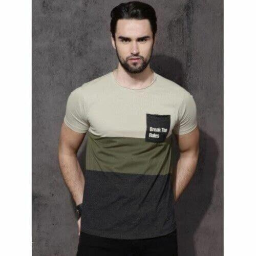 Cotton Men's Tshirt
