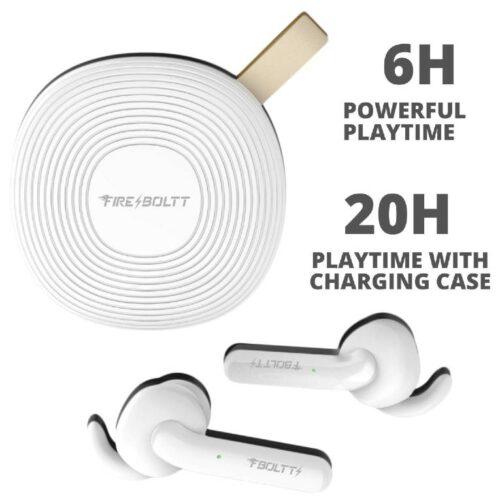 Fire Boltt Buds 1100 True Wireless Earbuds BT5 15
