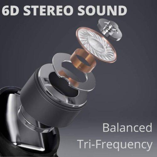 Fire Boltt Buds 1100 True Wireless Earbuds BT5 34