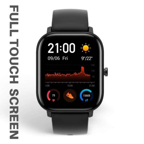 Fire Boltt Full Touch Smart Watch with SPO2 Heart Rate BP Fitness and Sports Tracking 14 inch high Resolution Display 2