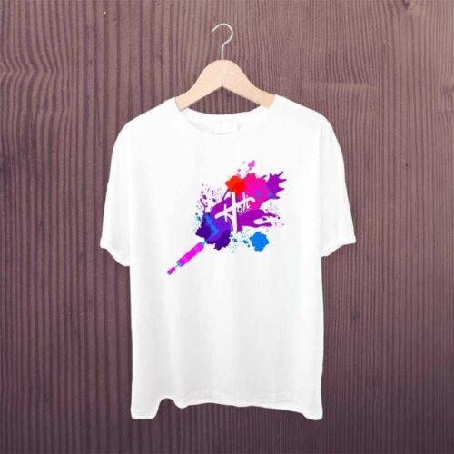 Happy Holi Pichkari Tshirt