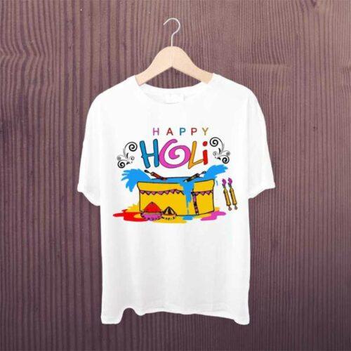 Happy Holi Rangeen Tshirt