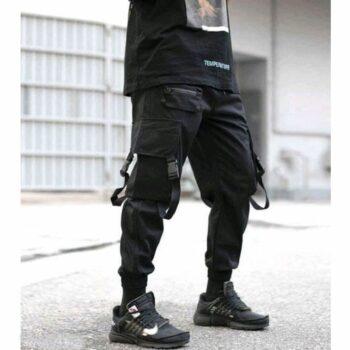 Stylish Trendy Men Track Pant (Black)